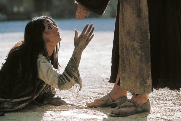 Jesus y mujer adultera1